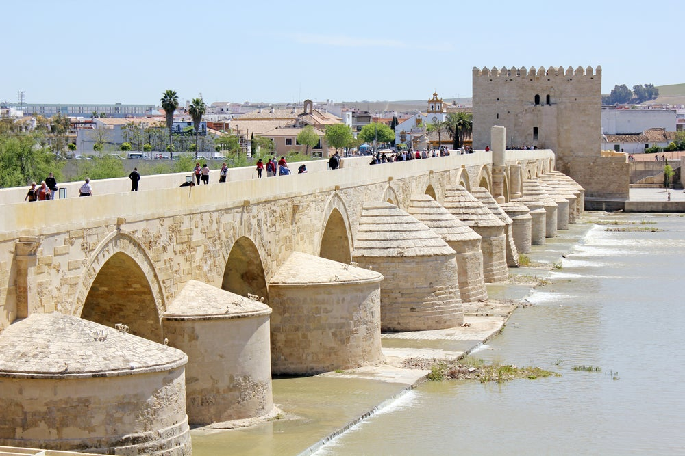Puente romano de Córcoba