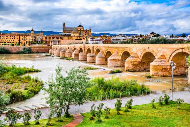 El puente romano de Córdoba, uno de los tesoros de la ciudad