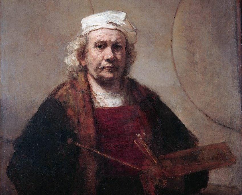 ¿Sabes quién fue Rembrandt Harmenszoon? Te lo contamos