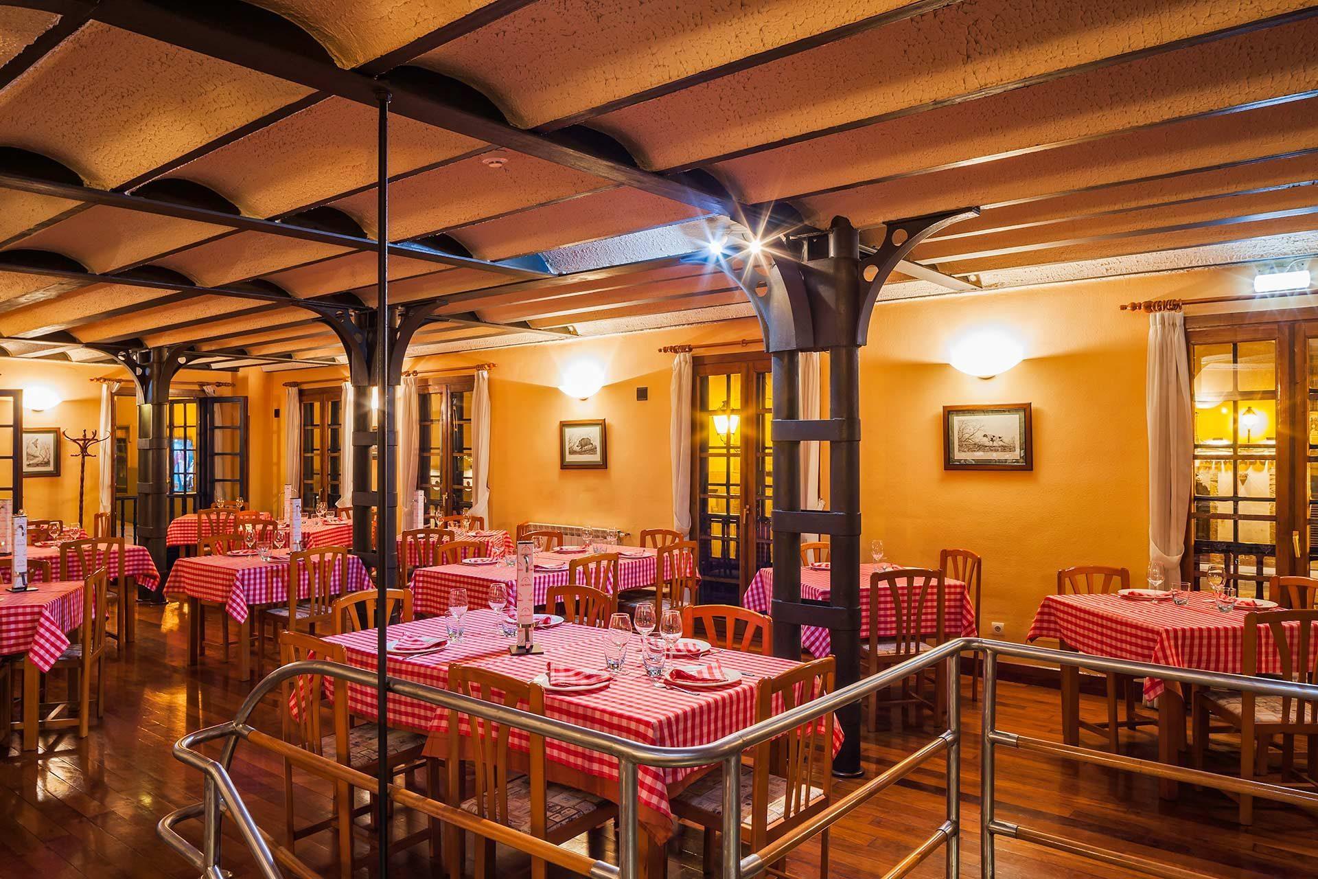 Sala de Casa Ramón en Oviedo