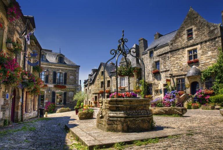 Unas inolvidables vacaciones en la Bretaña Francesa
