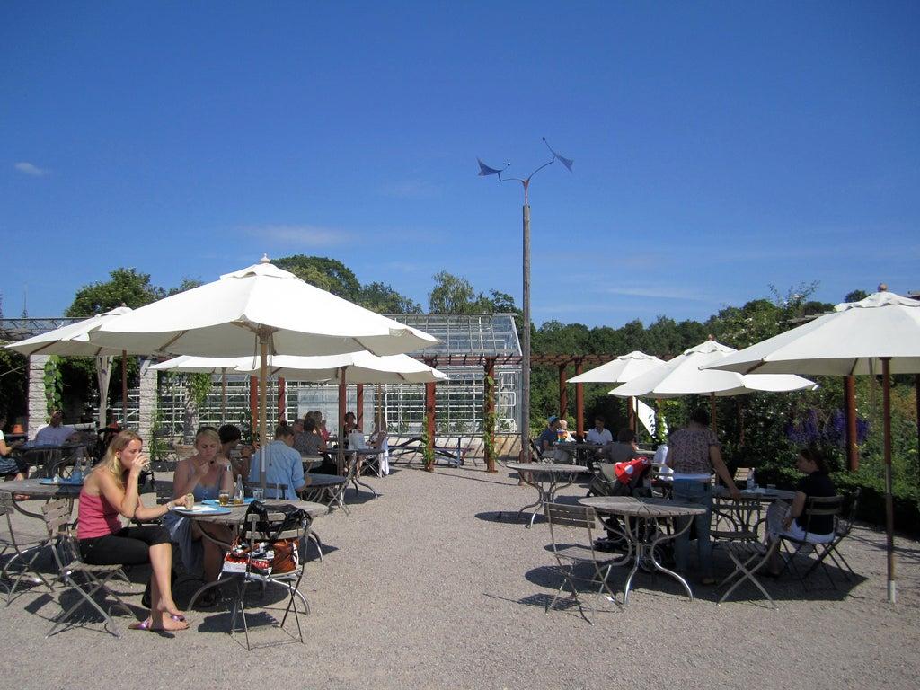 Rosendals Garden Café, uno de los restaurantes veganos de Estocolmo