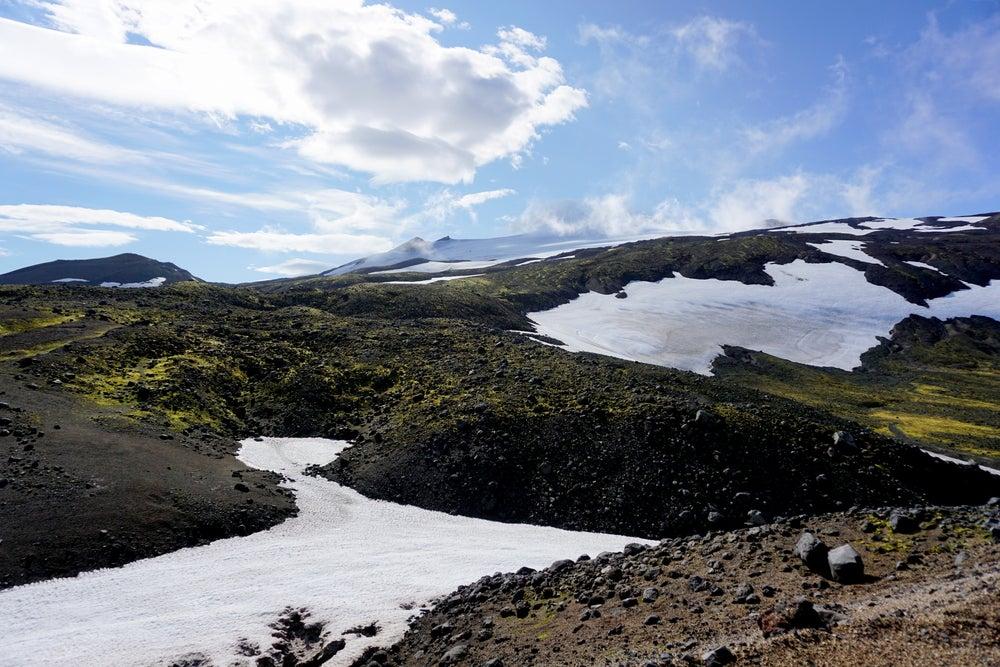 Parque Nacional Snaefellsjokur