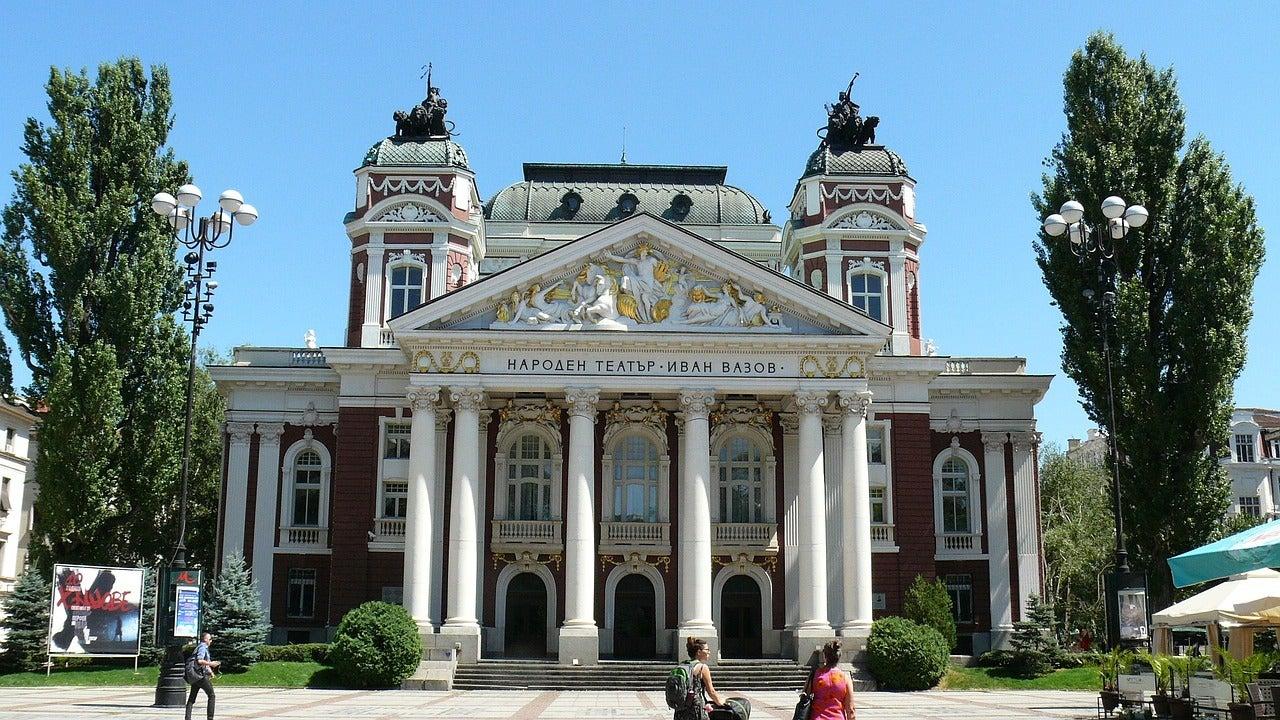 Teatro Nacional en Sofía