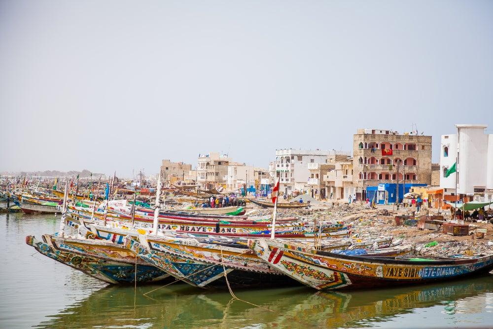 St. Louis en Senegal