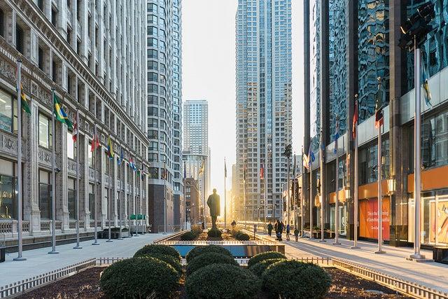 State Street en Chicago