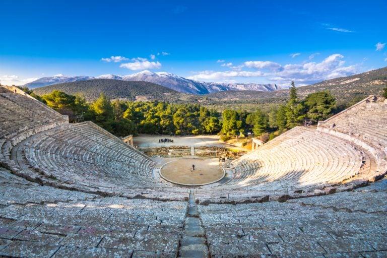 Redescubre Grecia con esta ruta de 10 días por el Peloponeso