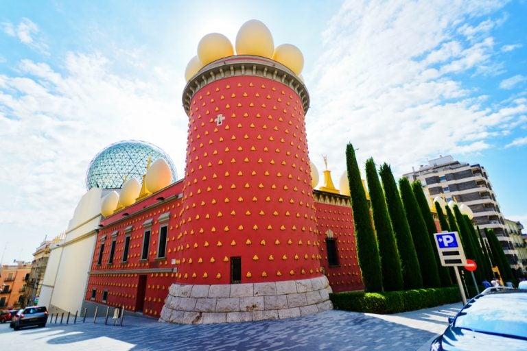 Descubre el Teatro-Museo Dalí, en Figueres