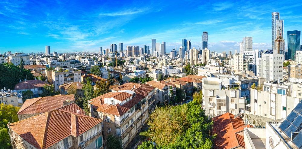 Vista de Tel Aviv