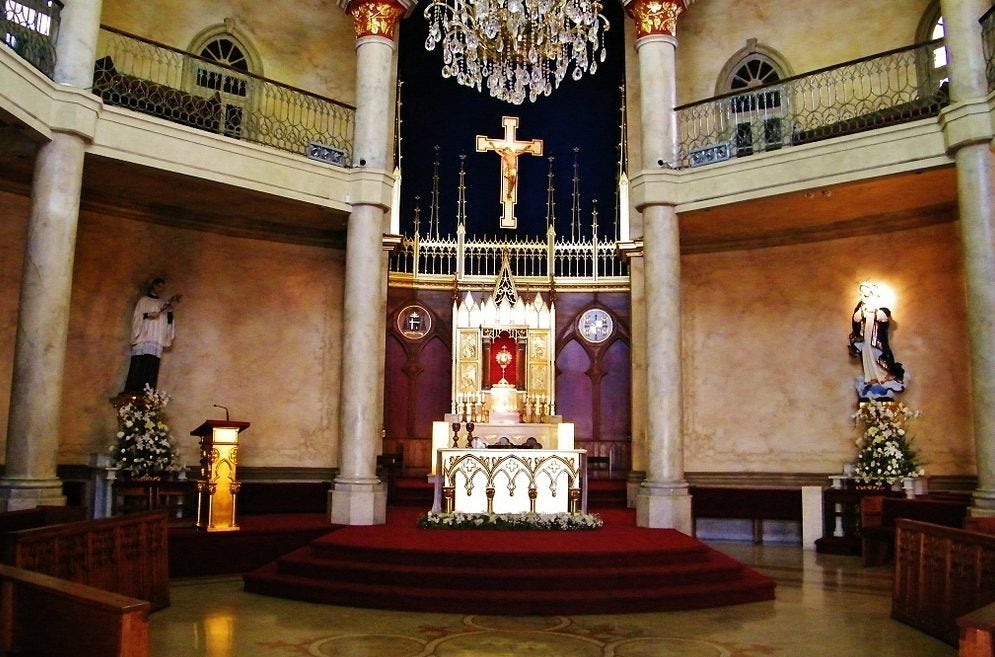 Templo Expiatorio San Luis Gonzaga de Monterrey