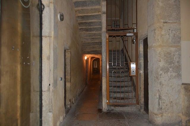 Traboule en Vieux Lyon