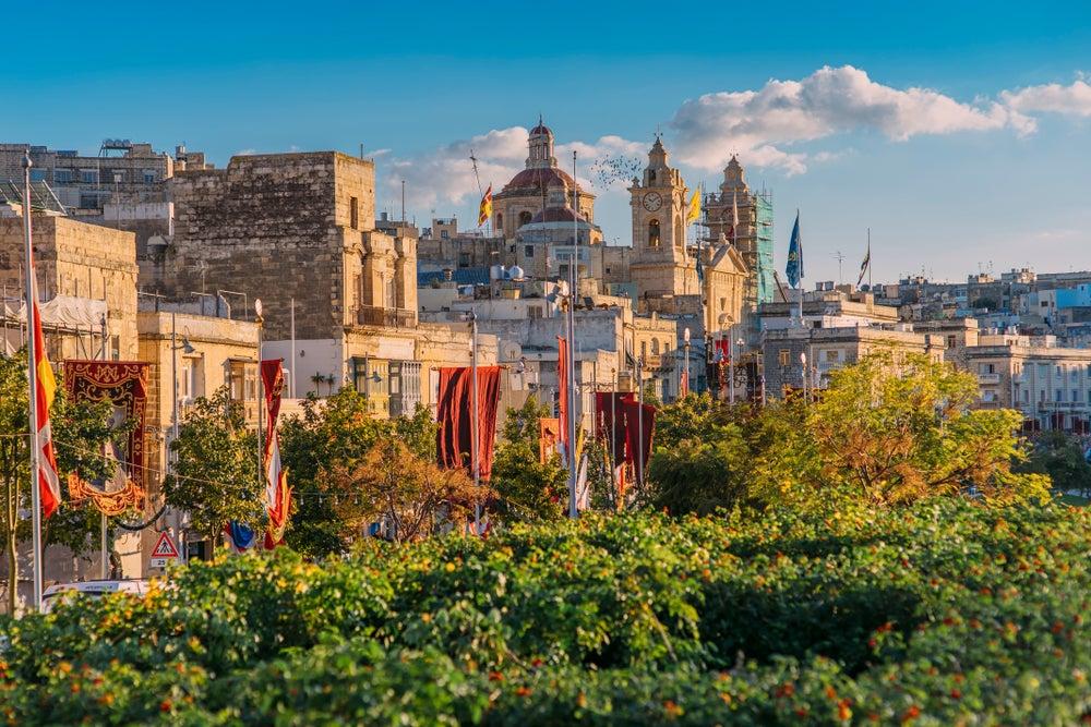 Tres ciudades de Malta