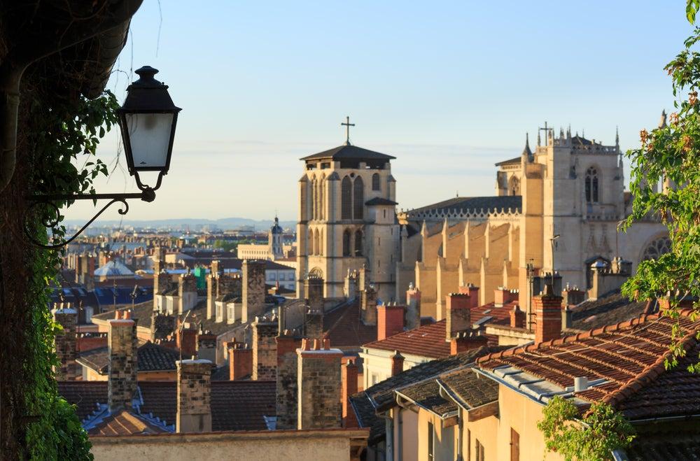 Un paseo por el Vieux Lyon y la colina de Fourvière