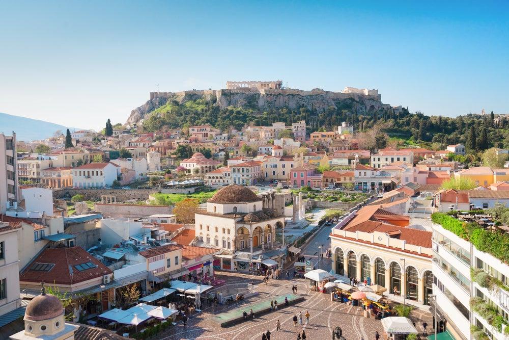Alquilar un coche en Atenas, ¿merece la pena?