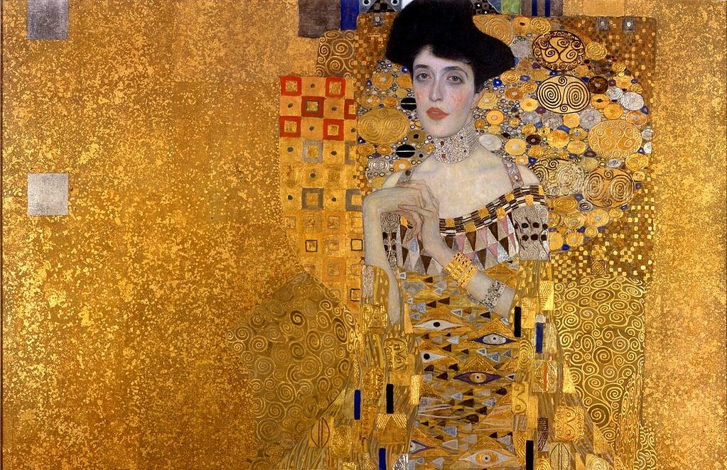 Gustav Klimt, uno de los grandes pintores modernistas