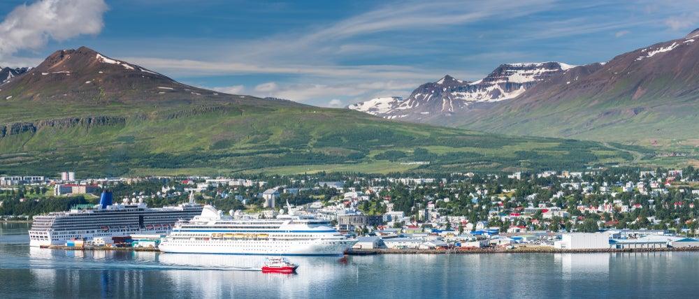 5 hoteles donde dormir en Akureyri a muy buen precio
