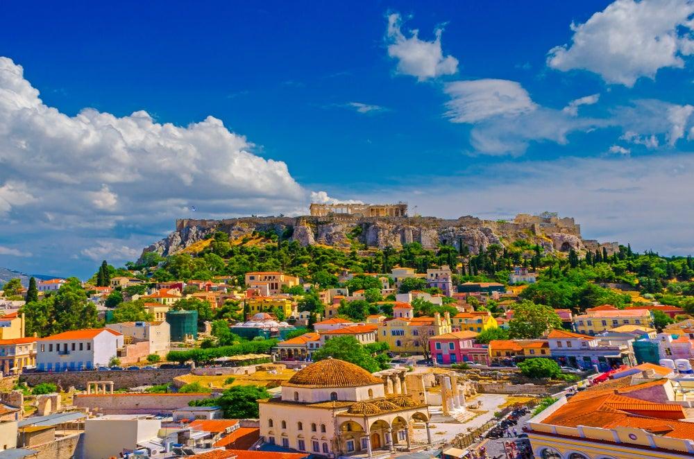 Lo que no puedes dejar de hacer en Atenas