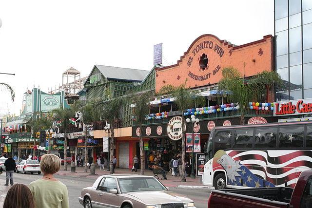 Avenida de la Revolución de Tijuana