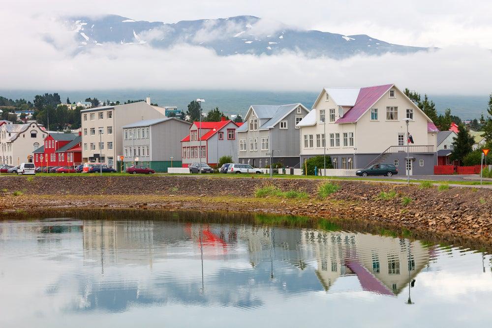 Calle de Akureyri