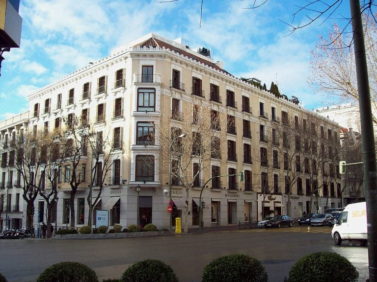 La calle Serrano de Madrid: lujo, arte y cultura
