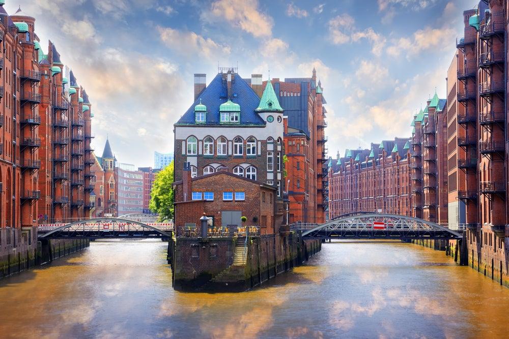 Hamburgo, una de las ciudades de la Liga Hanseática