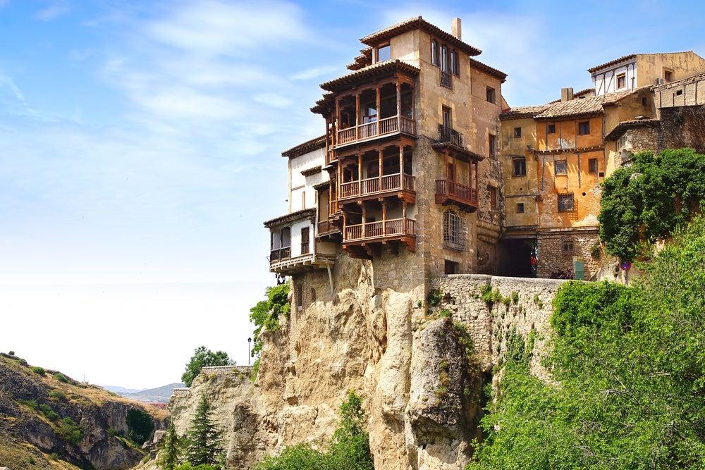 Cómo llegar a las Casas Colgadas de Cuenca