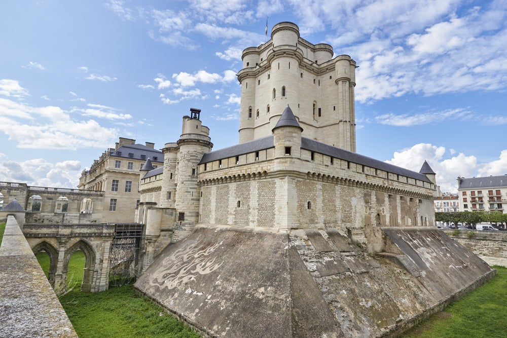Castillo de Vincennes en París