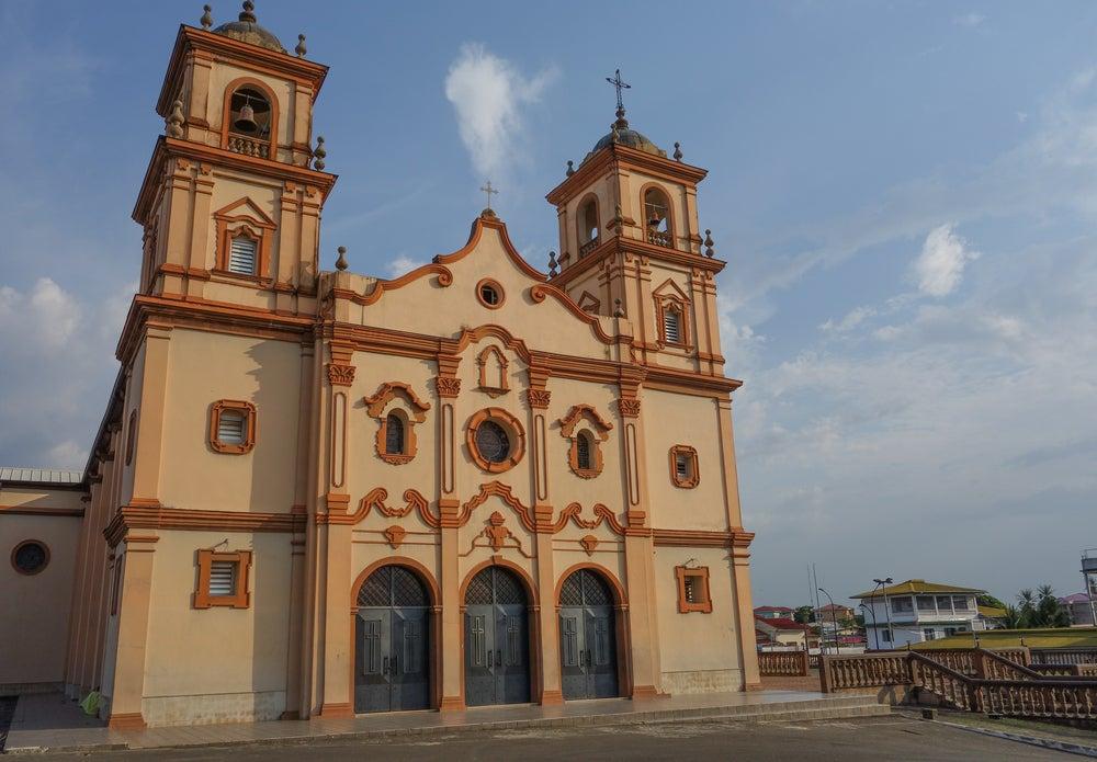 Catedral de Bata