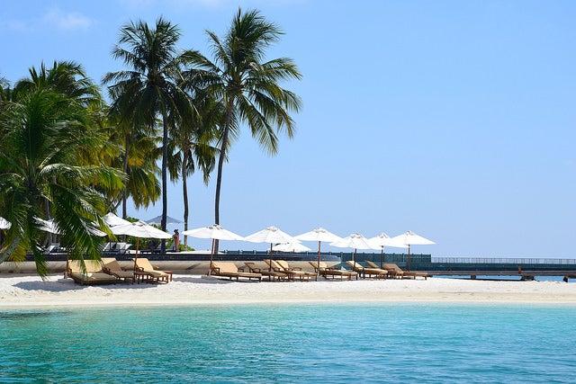 Conrad Rangali Resort Maldivas