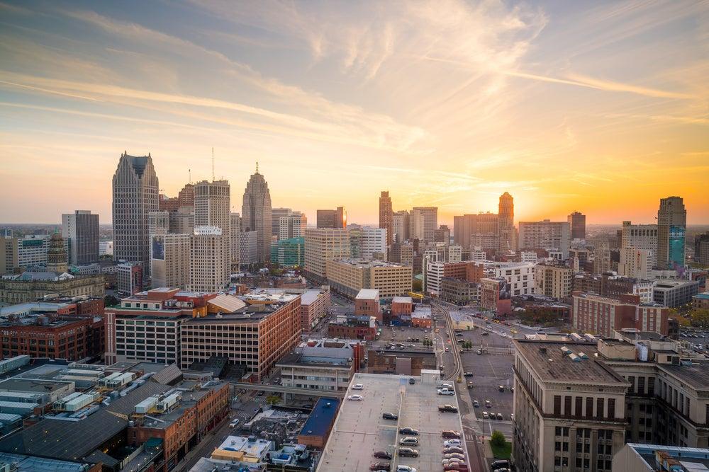 Detroit en Míchigan: una ciudad que ha resurgido