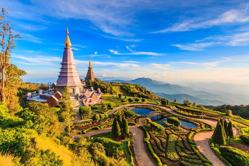 Doi Inthanon: una excursión desde Chiang Mai