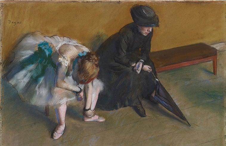 Edgar Degas: su vida y algunas de sus obras