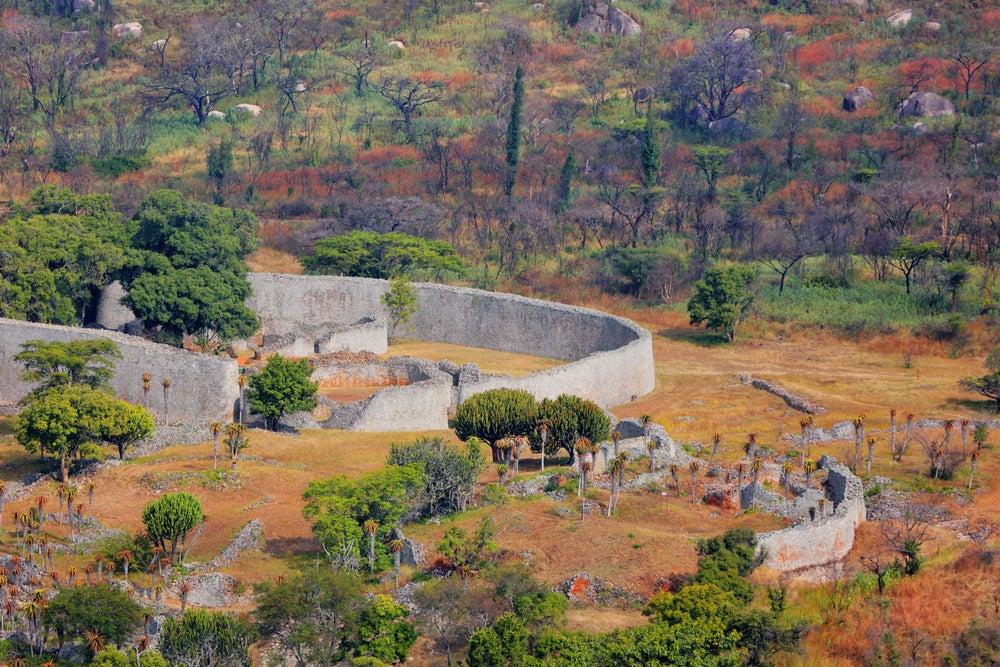 Algunas historias y leyendas del Gran Zimbabue