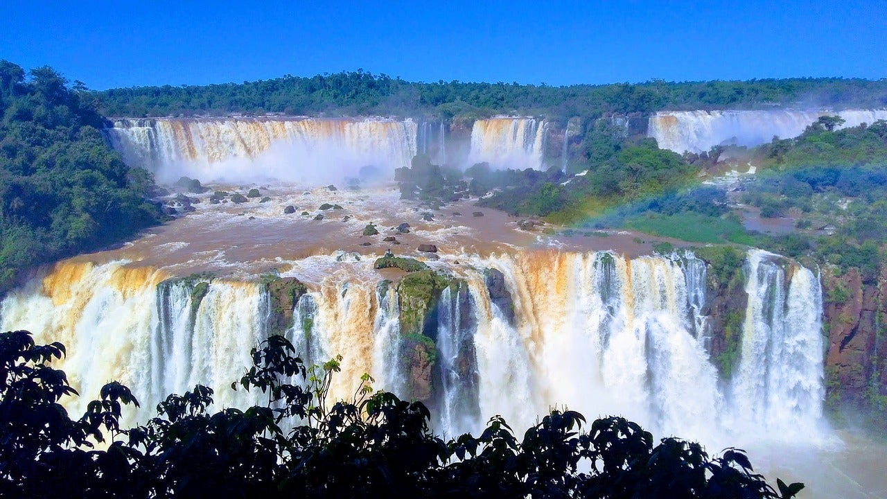 Cataratas del Iguuzú