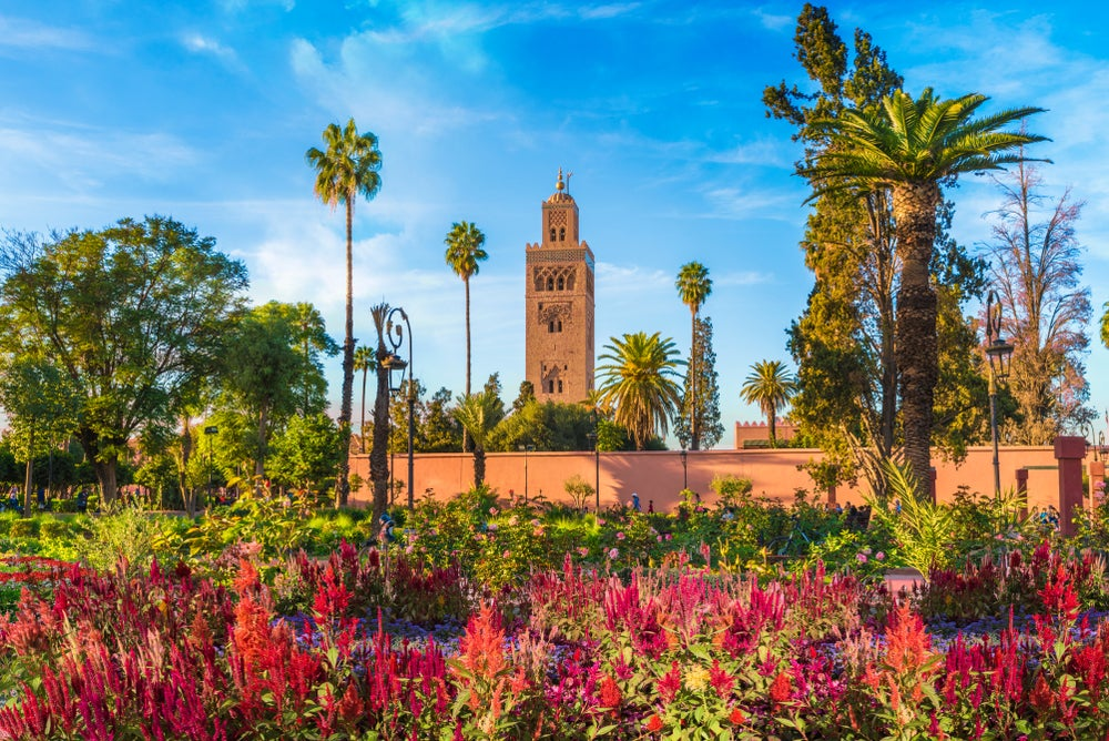 7 visitas en Marrakech absolutamente imprescindibles
