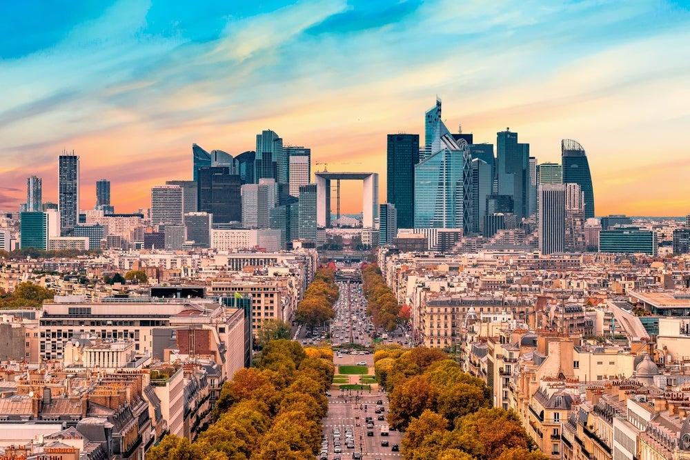 Barrio de la Defense, visita para un fin de semana diferente en París