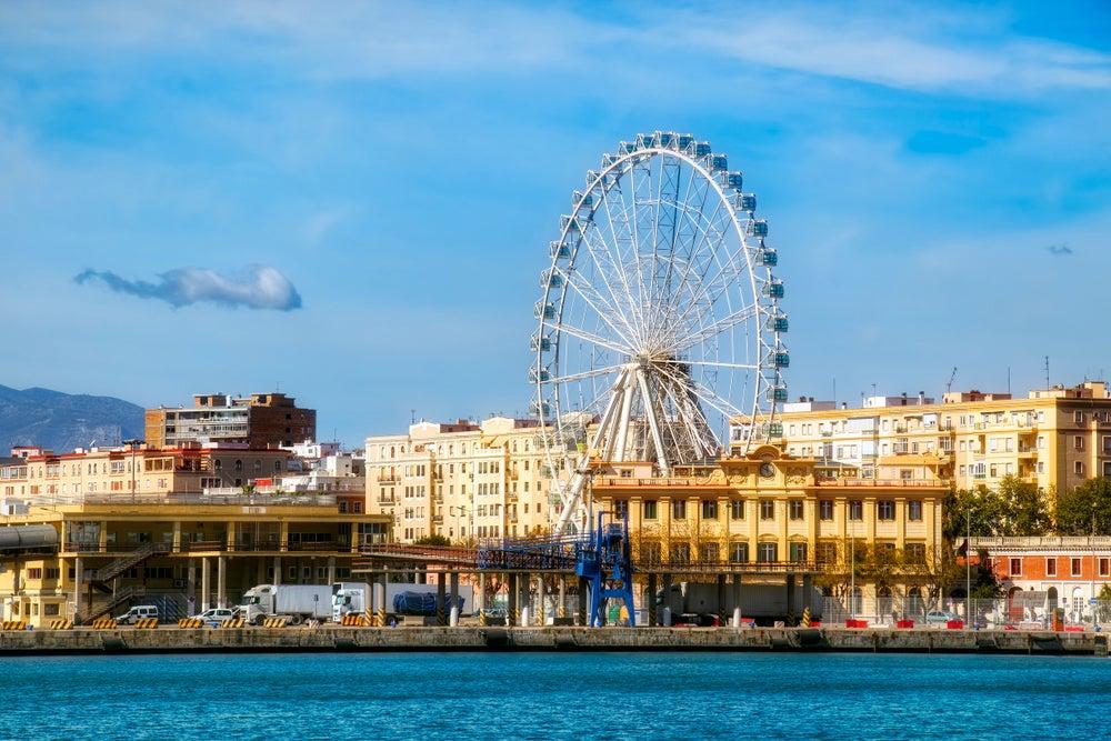 Málaga Eye