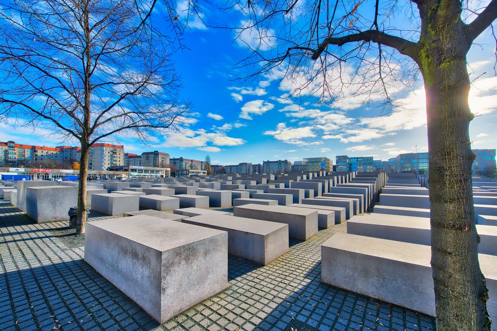Memorial al Holocausto de Berlín