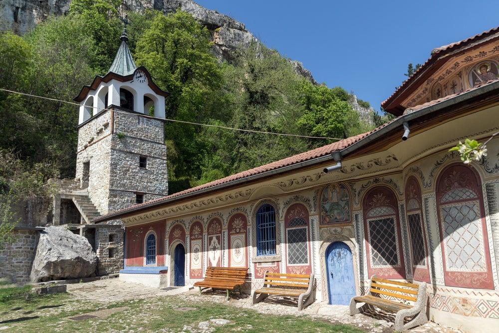 Monasterio de la Transfiguración en Bulgaria