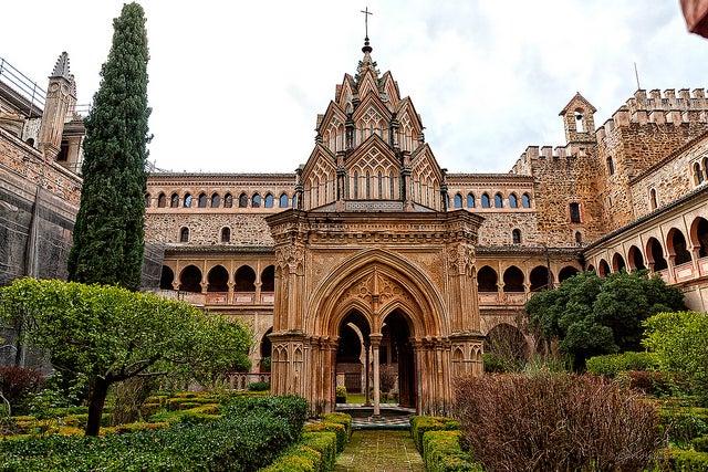 Claustro mudéjar del Real Monasterio de Guadalupe