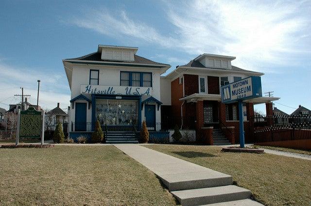 Motown Historical Museum en Detroit