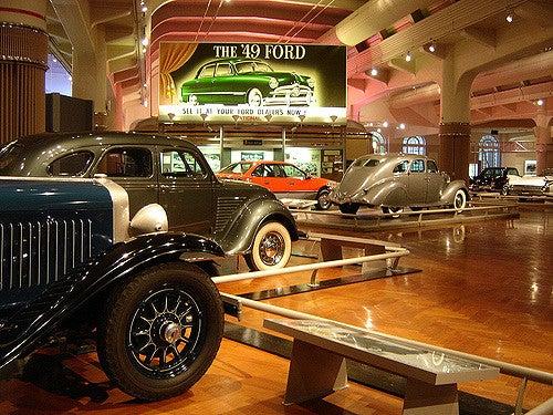 Henry Ford Museum en Detroit