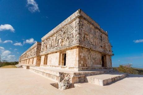 Palacio del Gobernador de Uxmal