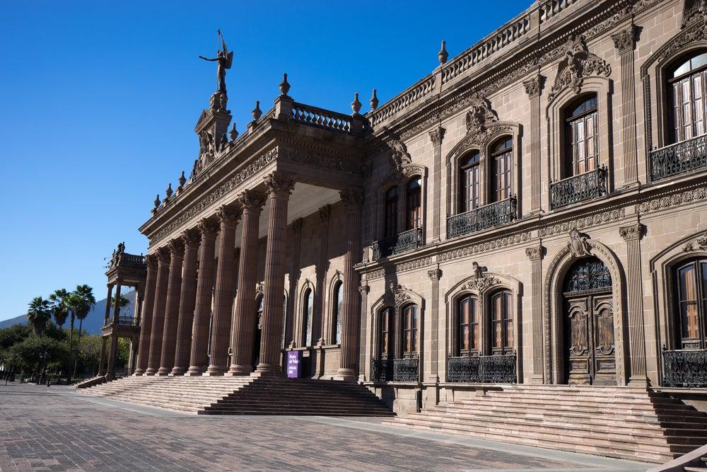 Palacio del Gobernador de Monterrey
