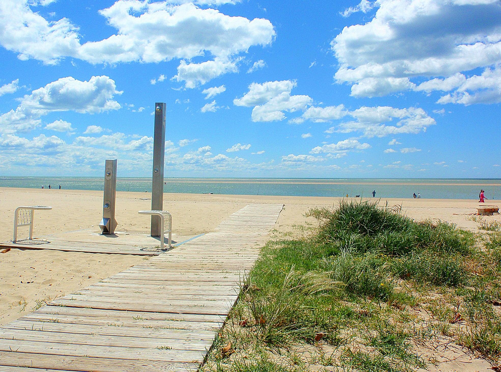 Playa de El Portil en Huelva