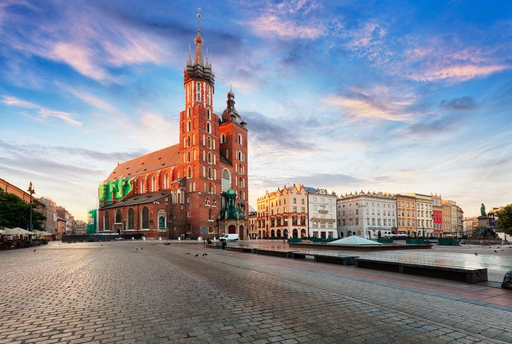 Qué ver en Cracovia, la ciudad europea más barata para viajar