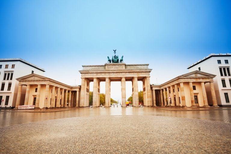 Una ruta por los alrededores de la Puerta de Brandenburgo