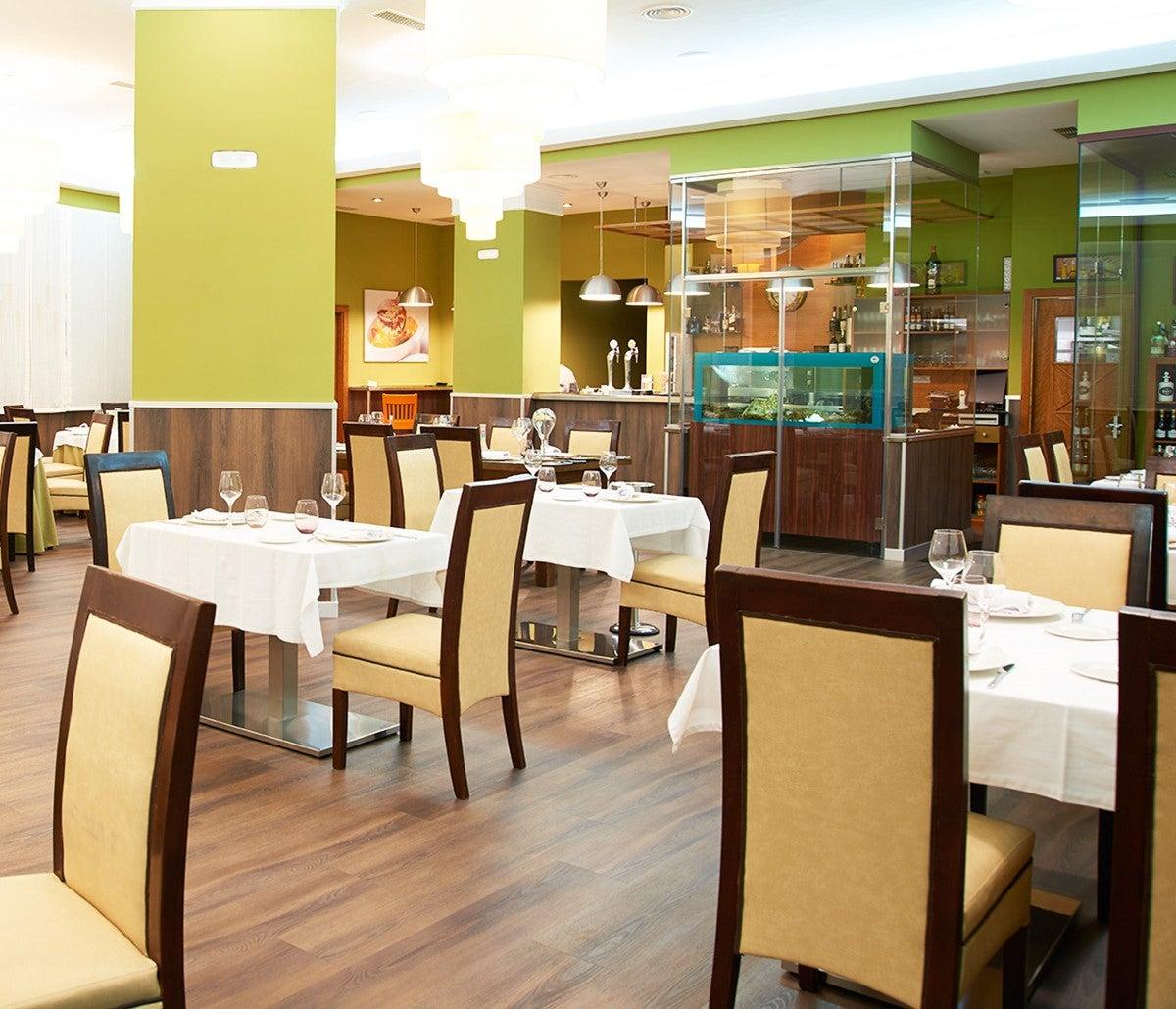 Restaurantes en Cáceres: Homarus