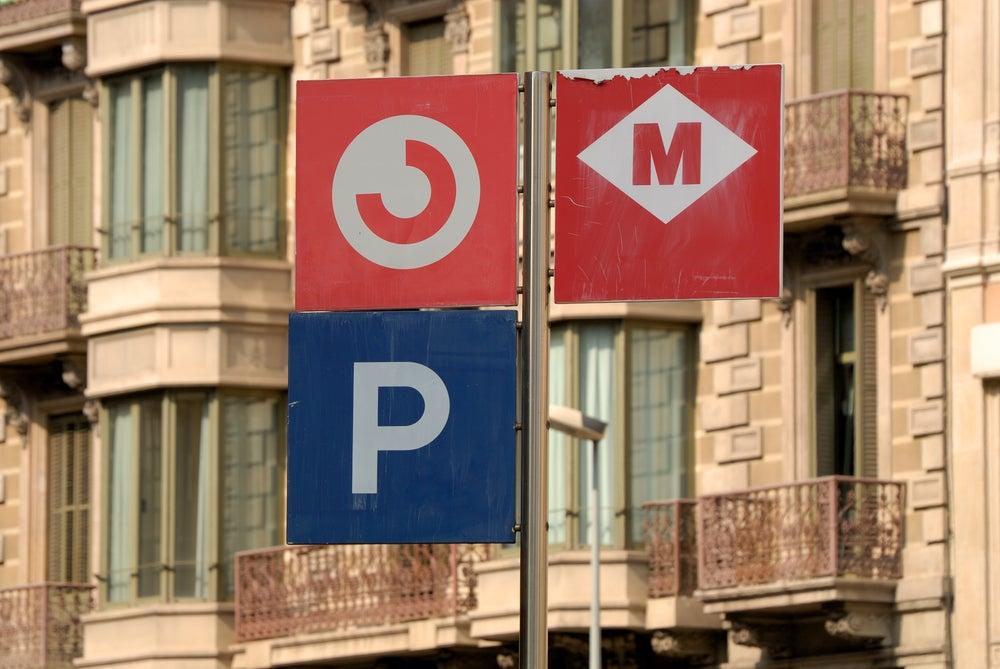 Indicadores del transporte público en Barcelona