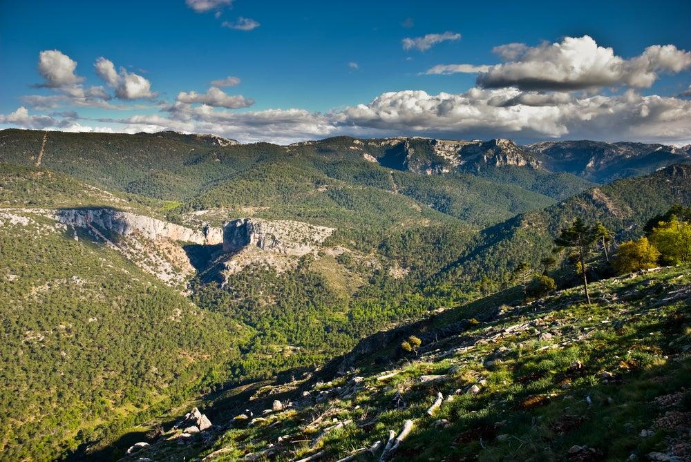 Sierra de Cazorla, uno de los tesoros de Jaén